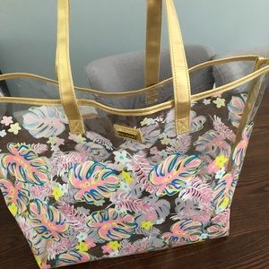 Simply Southern Beach Tote